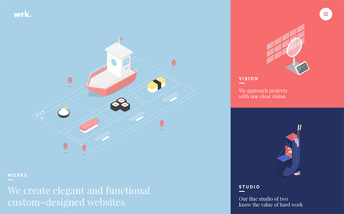 Modular Design - Web Design Trends